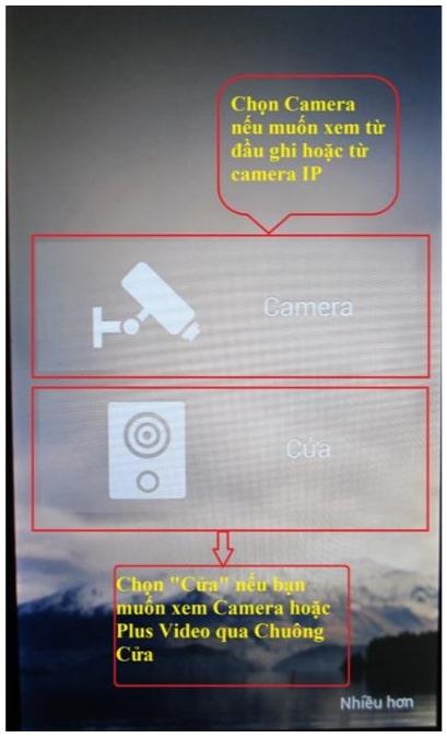Cách xem camera dahua trên iphone