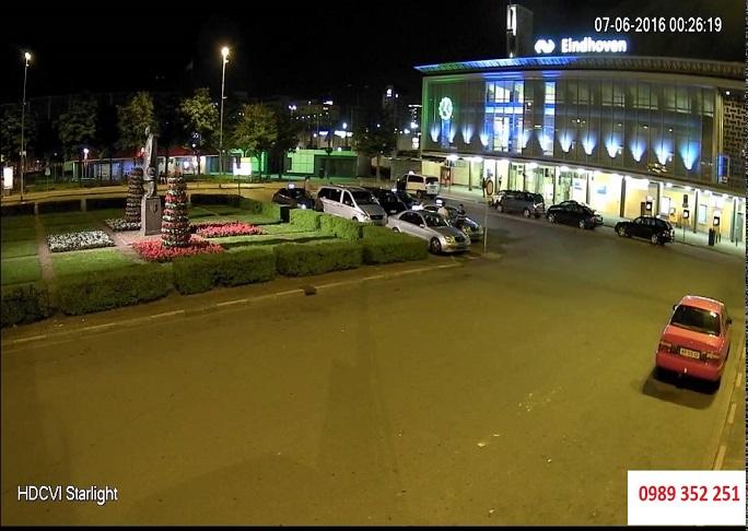 Camera quan sát ban đêm có màu