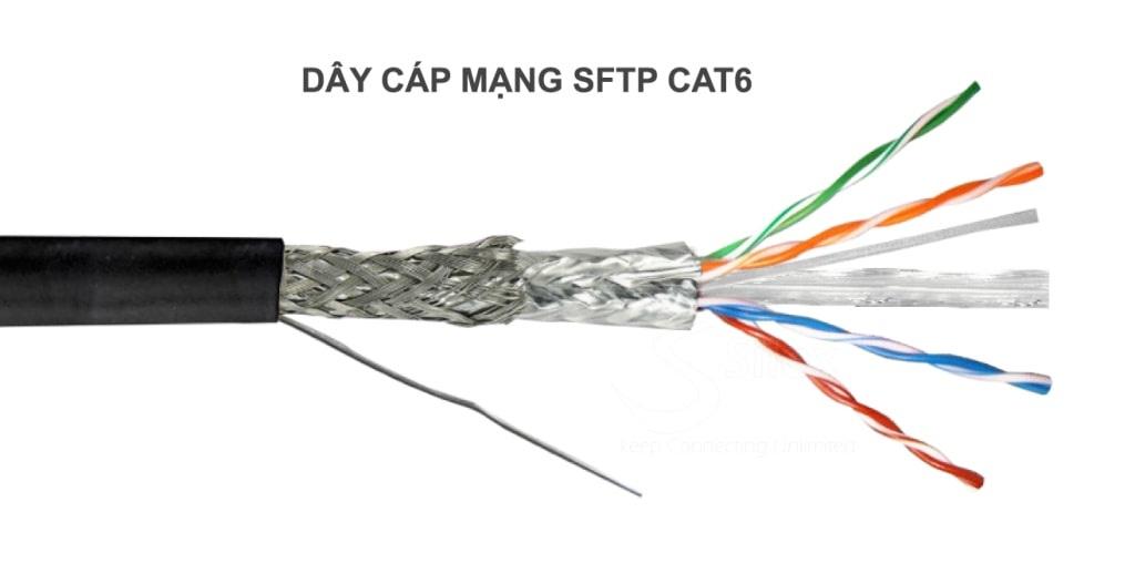 Dây cáp mạng SFTP là gì