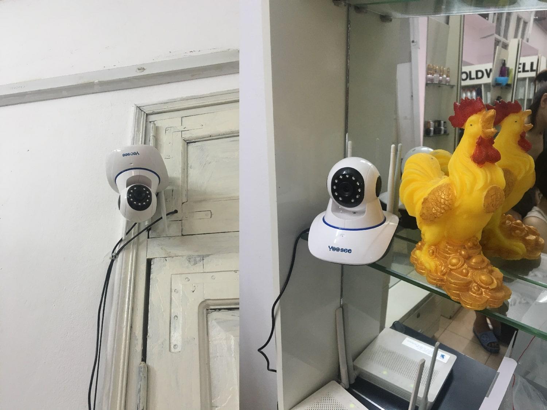 camera bị ngược hình