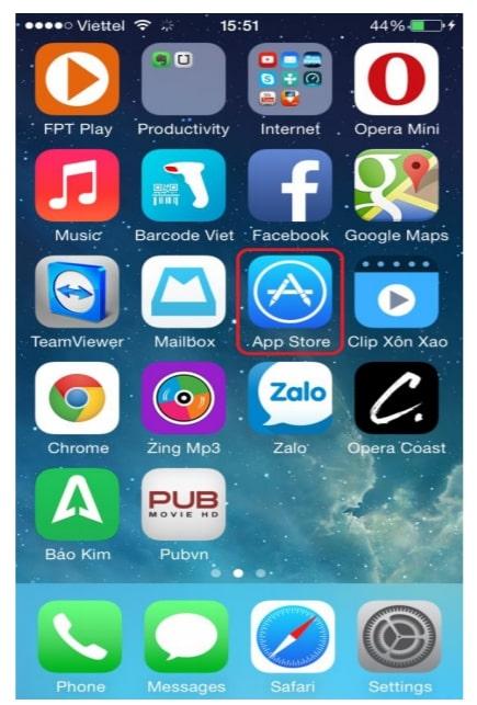 phần mềm xem camera dahua trên iphone