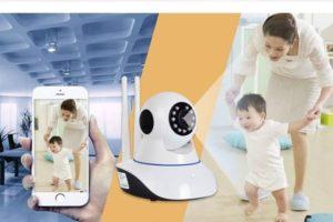 Camera không dây bước tiến lớn công nghệ an ninh